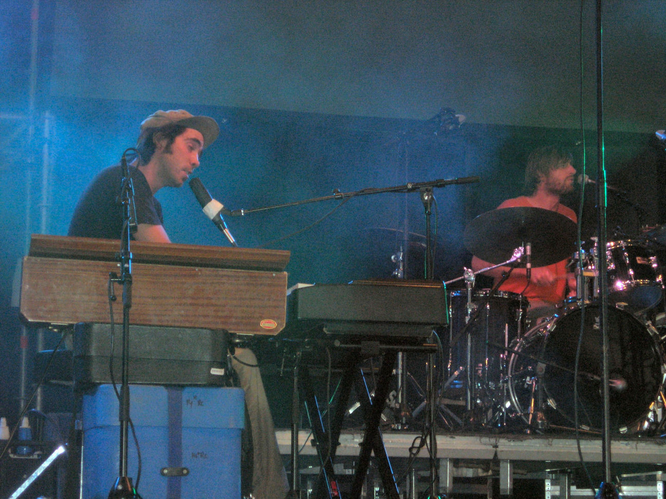 Patrick Watson - Giver (Live Lowlands 2007)